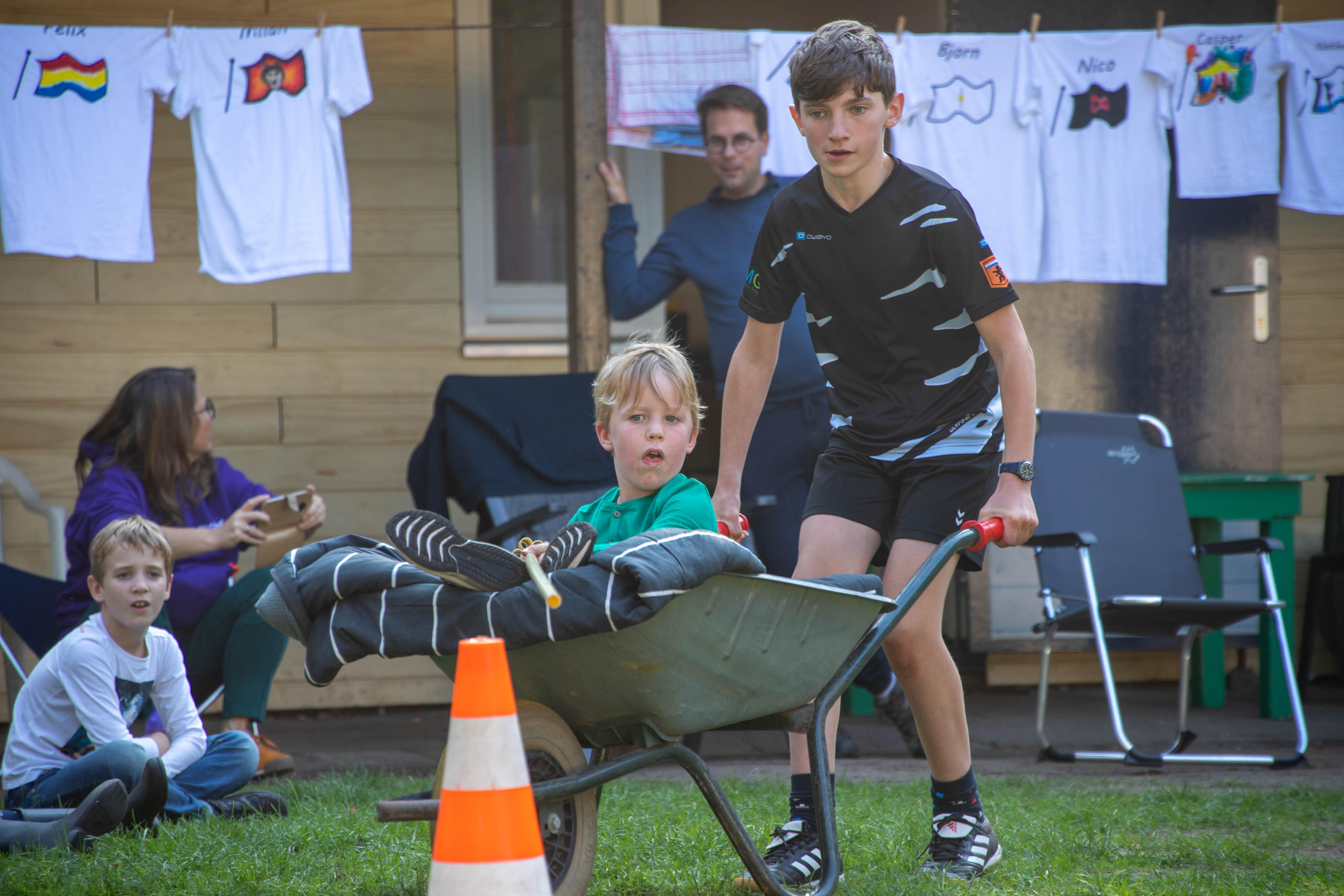 Sportief zomerkamp Kooracademie