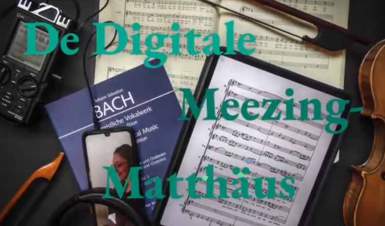 Digitale Meezing-Matthäus
